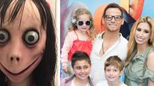 Stacey Solomon reveals fears for children over horrifying Momo Challenge