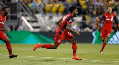 Toronto FC, Tosaint Ricketts
