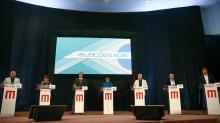 Candidatos do DF ignoram crise e prometem reajuste a servidores