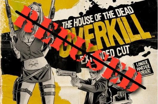 House of the Dead: Overkill Extended Cut cleared for Australia