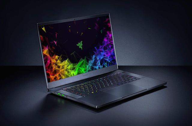 Razer adds NVIDIA RTX graphics to its Blade laptop