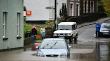 Storm Callum set to ease after battering the UK, leaving two people dead