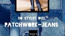 Style me up! by Jill Asemota: So stylst du den Patchwork-Jeans Trend