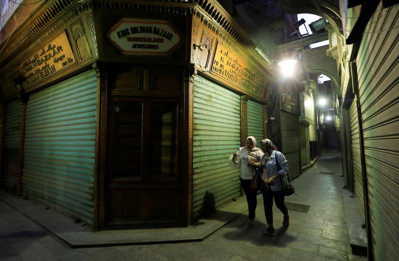 Egypt reports lowest coronavirus daily figure since May 3