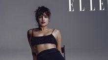 Priyanka Chopra wears bathing suit, shows off abs in latest photo shoot