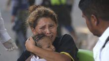 Mexico's tough response to migrants doesn't stir outcry
