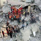 Rescuers scramble to find survivors after Turkey quake kills 29