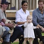 Meghan Markle Somehow Found Time to Bake Banana Bread on Her Royal Tour