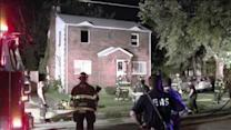 6 people displaced in fast-moving Pennsauken fire