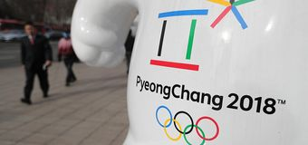 Joint Olympic flag angers conservatives in S. Korea