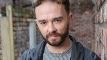 Coronation Street's David Platt reappears in new prison scenes