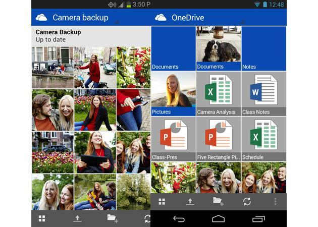 Microsoft intros monthly storage plans for OneDrive, Android app now does automatic camera backups