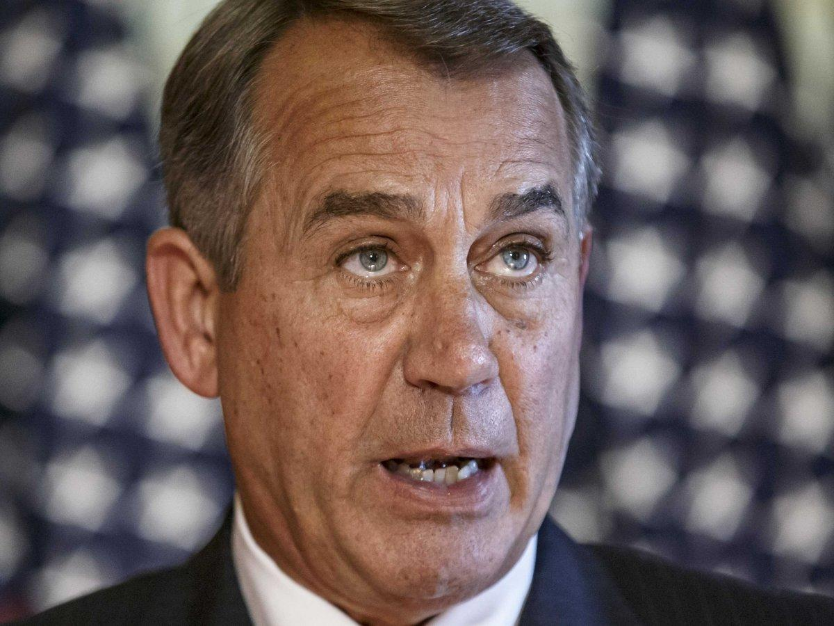 john boehner Former speaker john boehner said republicans were wildly optimistic on the campaign trail in promising voters a full and immediate repeal and replacement of the affordable care act (aca.