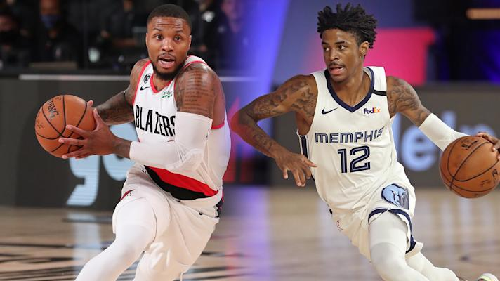 The Rush: Dame and Ja lead Blazers and Grizzlies to play-in series