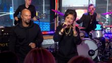 Common and Andra Day give a special performance of 'Stand Up for Something'