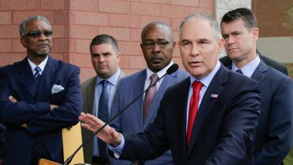 EPA security chief also worked for owner of tabloid company
