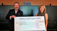 Berliner helfen: 6000 Euro Spendenerlös bei der Ideal Golf Trophy