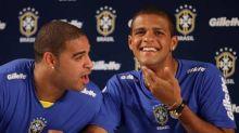 Site aponta Adriano Imperador e Felipe Melo entre os mais 'loucos' do futebol sul-americano