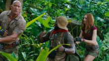 'Jumanji: Welcome to the Jungle' First Trailer: Dwayne Johnson and Co. Get in the Game