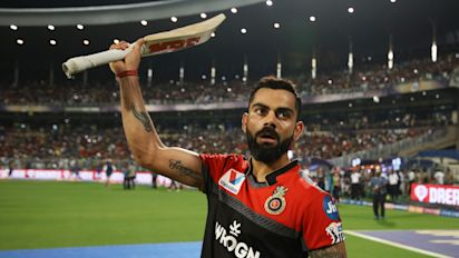Virat Kohli Hits His Fifth IPL Hundred, Leaves Twitter in Awe