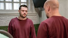 Life gets more dangerous for Aaron in prison