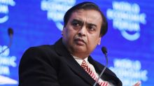 Mukesh Ambani Tops Li Ka-shing as Asia's Second-Richest Man