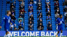 Pre-season friendly at Brighton's Amex gives glimpse into how Premier League clubs will welcome fans back