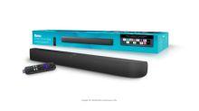 Roku Introduces the Roku Smart Soundbar and Roku Wireless Subwoofer