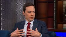Jim Parsons gushes over marriage, compares it to 'being close to God'