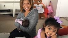 Hoda Kotb 'Overwhelmed' by the Kind Messages She's Received After Adopting Daughter Hope Catherine