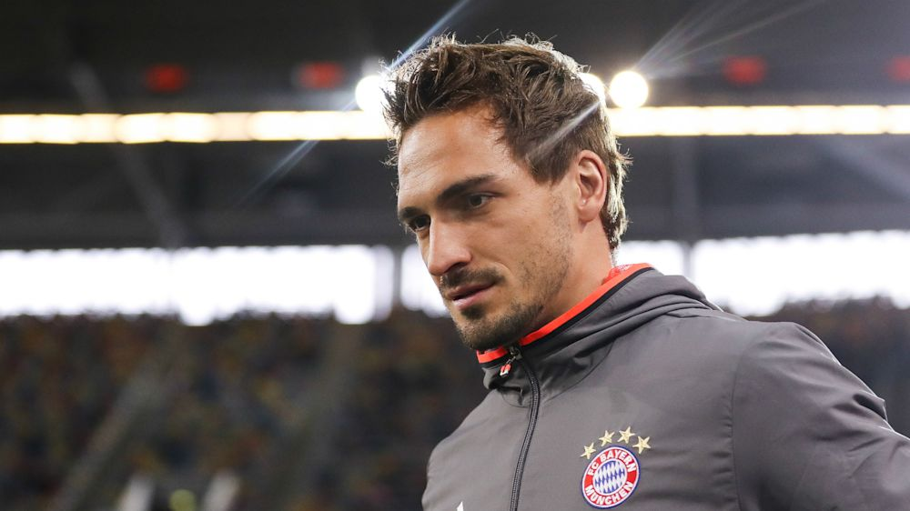 Real-Bayern, Hummels apte au retour ?