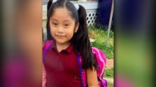 Authorities issue Amber Alert for missing 5-year-old girl