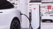 Tesla is banning commercial drivers from its Supercharger stations (TSLA)