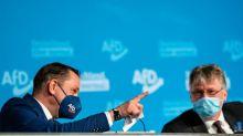 AfD fordert Ende des Corona-Lockdowns und EU-Austritt Deutschlands