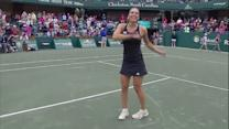 Petkovic claims first title in three years