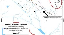 Spanish Mountain Gold Announces Results from Exploration Drilling at Phoenix Zone