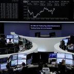 Global stocks dip on tech worries, oil slides after Trump tweet