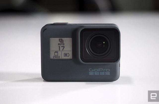 GoPro's Plus service will replace your busted camera