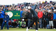 The Open 2017 tee-off times, day three