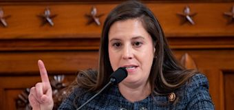 How Rep. Elise Stefanik went from moderate to MAGA