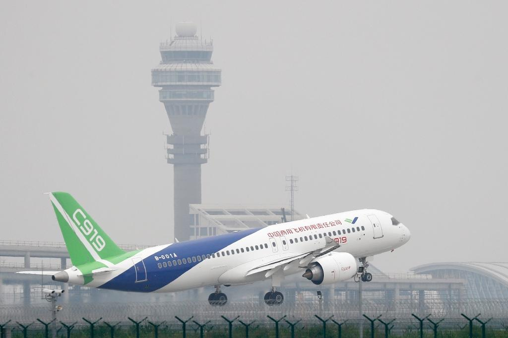 Chinese and Russians aim to end Airbus-Boeing duopoly