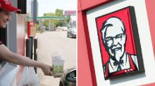 'No gloves?!': KFC doubles down on COVID-19 measures amid customer complaints