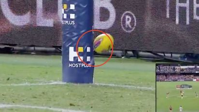 'Disgraceful': AFL great calls for ump to be sacked