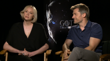 #TeamJaime or #TeamTormund? Gwendoline Christie (Brienne!) Has a Surprising Answer