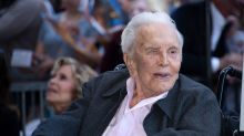 Hollywood icon Kirk Douglas celebrates his 103rd birthday
