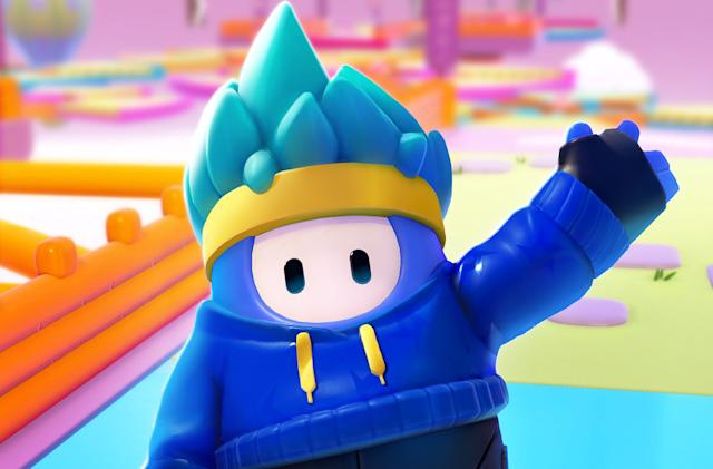 Ninja has his own adorable costume in 'Fall Guys'