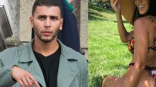 Younes Bendjima Left the Worst Comment on Kourtney Kardashian's Thong Pic and Fans Are Pissed