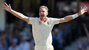 Broad looking to be Wanderers star once again