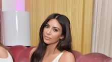Kim Kardashian accused of altering bikini pic — again