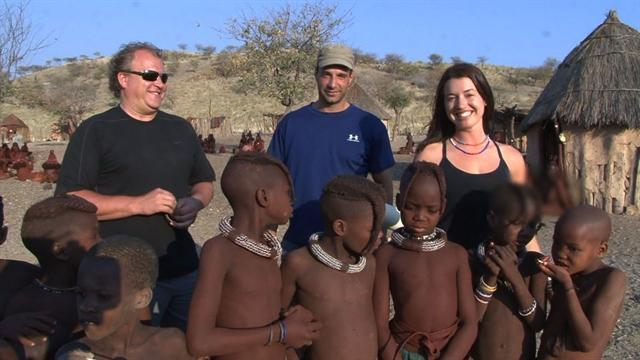 Around the World for Free - Ep 35: The Himba